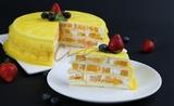 芒果千层DIY蛋糕