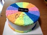 彩虹DIY蛋糕图片大全3.jpg