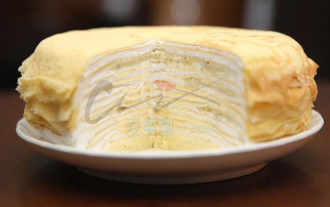 榴莲千层DIY蛋糕